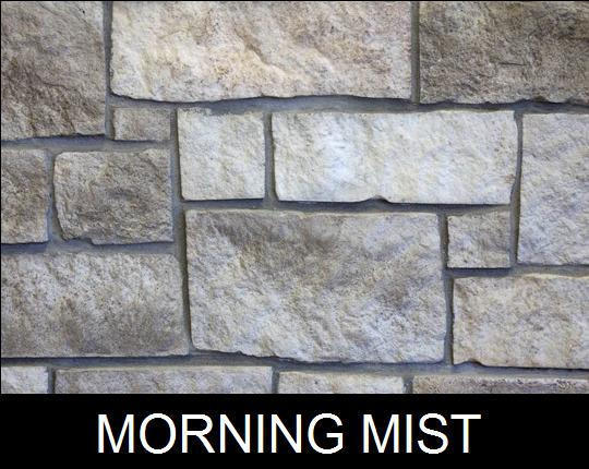 Cathedral Stone - Morning Mist image