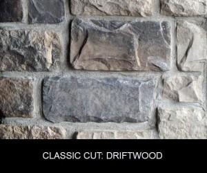 Canyon Stone Classic Cut: Driftwood image