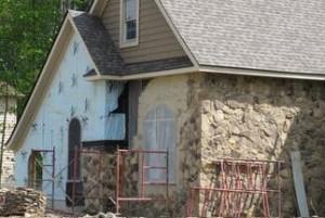 Installing Wall Stone Veneer image