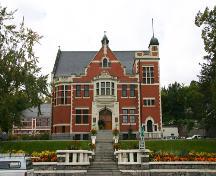 Kamloops Old Courthouse, Kamloops, BC image