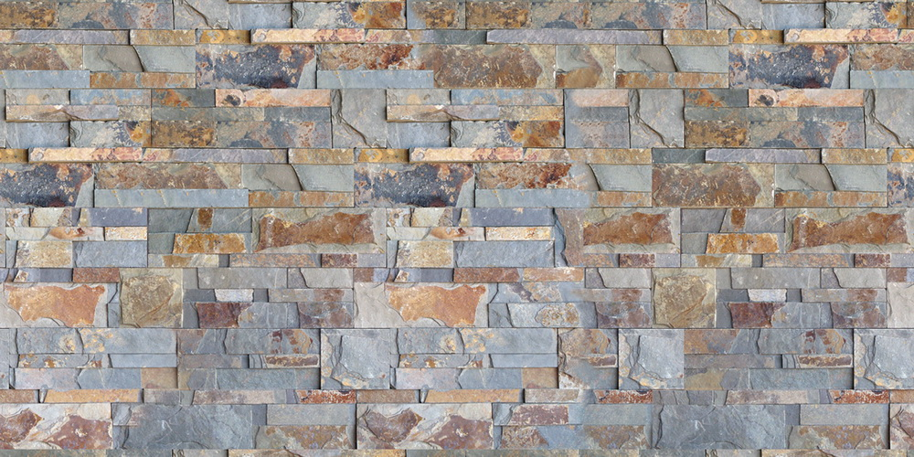 NATURAL LEDGE RUSTIC TILE