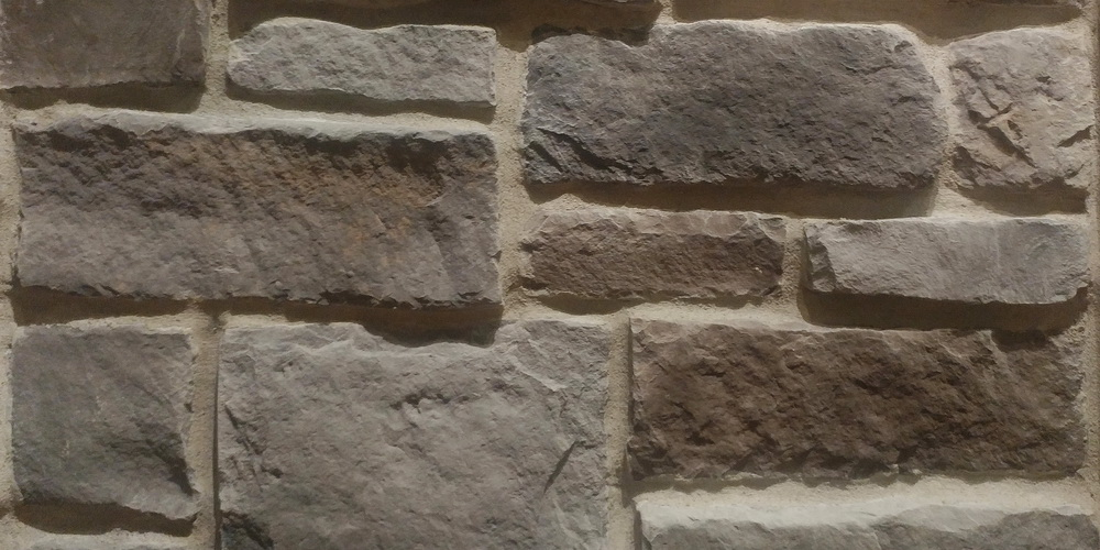 FAUX-STONE-VENEER-RUBBLE MOUNTAIN